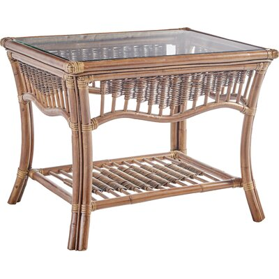 South Pacific End Table