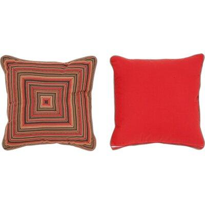 Cabana Life Luxe Veranda Throw Pillow