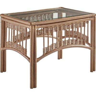 Plantation End Table Color: Pecan