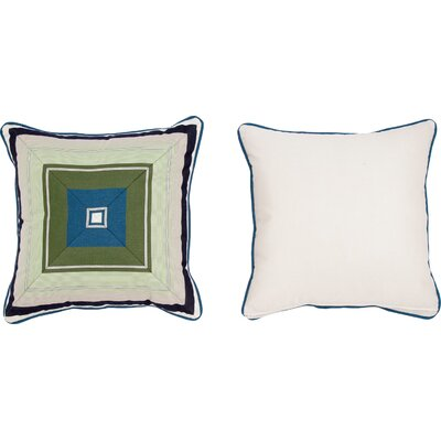Cabana Life Luxe Violetta Throw Pillow