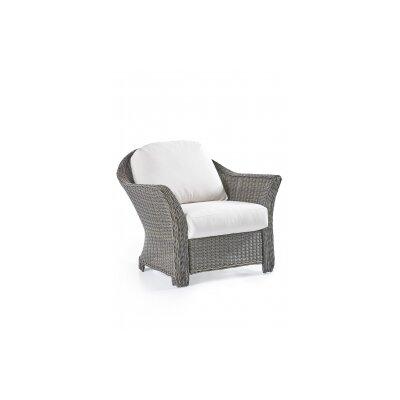 Fiji Armchair Upholstery: Cornsilk