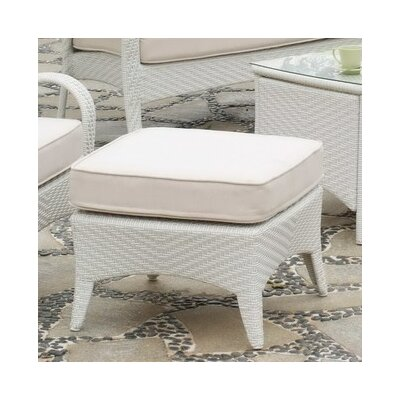 Bahia Wicker Coffee Table Finish: Rustic White