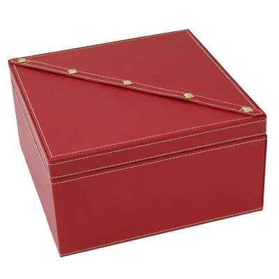Bey Berk 2 Level Studded Jewelry Box
