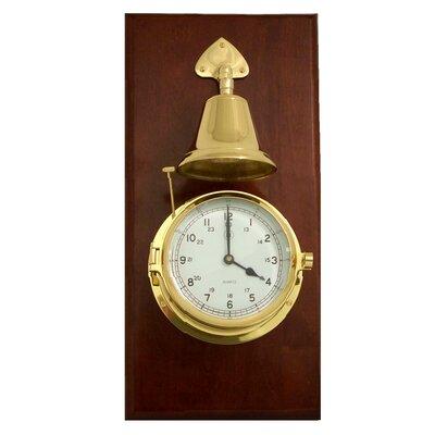 Striking Wall Clock SS552