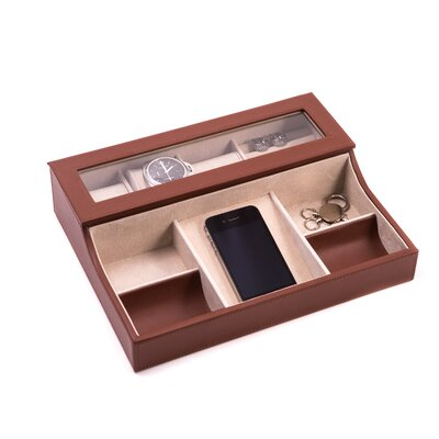 Jewelry Box Color: Brown