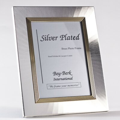 Picture Frame Color: Silver