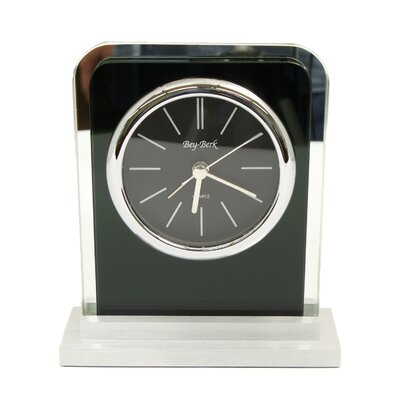 Glass Alarm Clock CA676