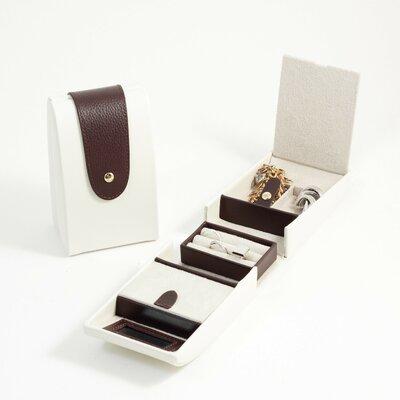 2 Compartment Jewelry Box