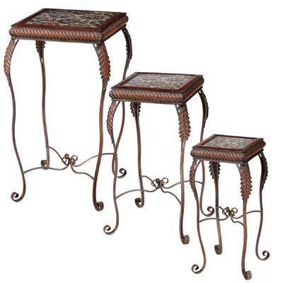 3-Piece Nesting Table Set