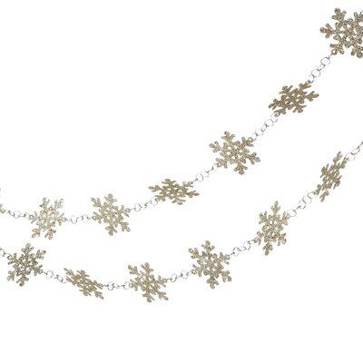 Snowflake Garland (Set of 2) 70703