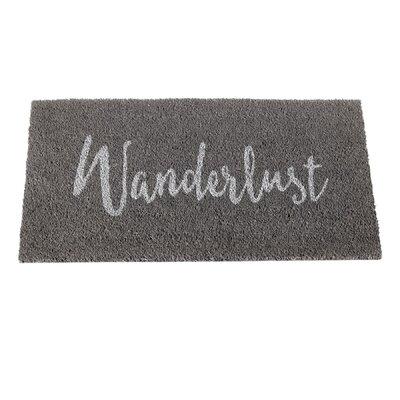 Sauter Wanderlust Doormat