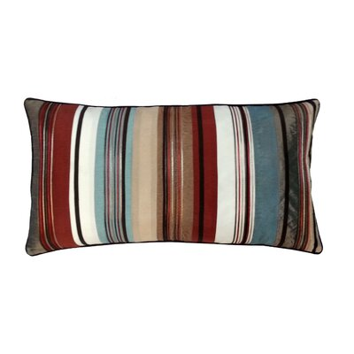 Cord Feather and Down Lumbar Pillow Color: Neutral