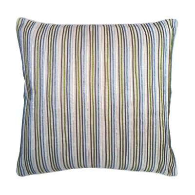 Cord Throw Pillow Color: Cloud