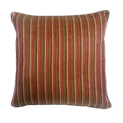 Cord Throw Pillow Color: Fuchsia