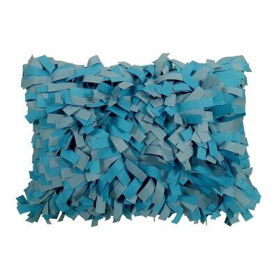 Palmera Indoor/Outdoor Lumbar Pillow Color: Capri/Aqua