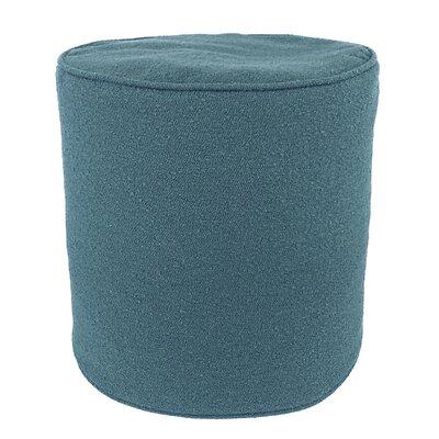 Edie Carlisle Ottoman Color: Blue