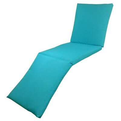 Oxford Outdoor Chaise Lounge Cushion