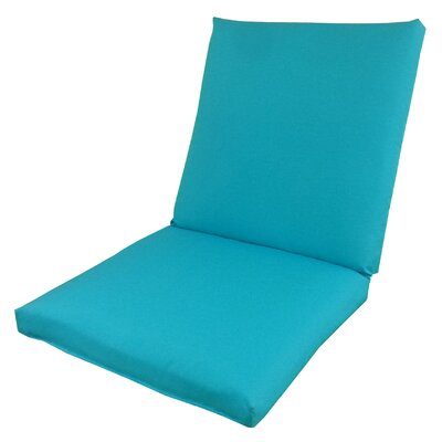 Oxford Outdoor Lounge Chair Cushion