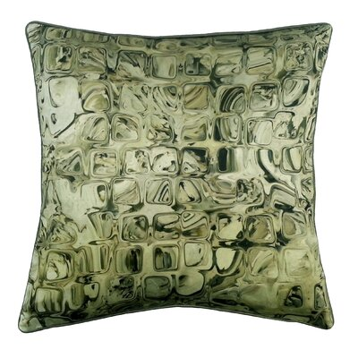 Abstract Tile Throw Pillow