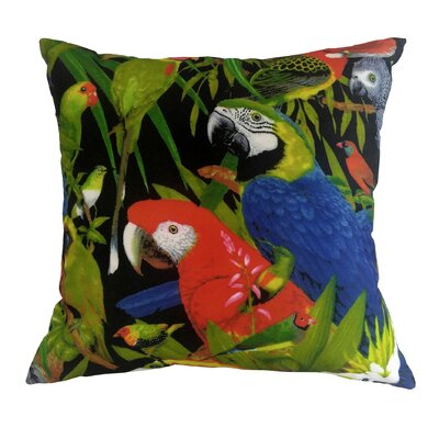Indoor/Outdoor Throw Pillow
