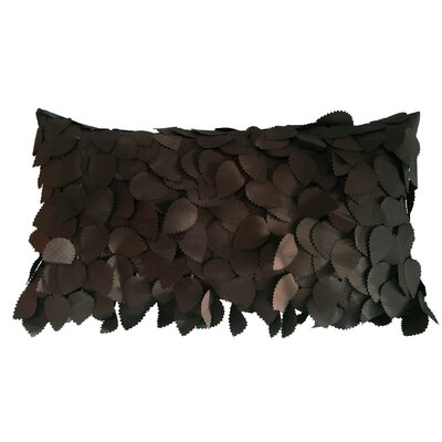 Dimensional Ivy Indoor/Outdoor Lumbar Pillow