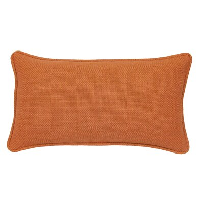 Loft Lumbar Pillow Color: Orange