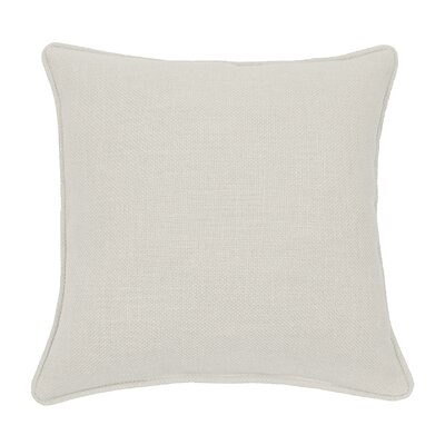 Loft Throw Pillow Color: Magnolia