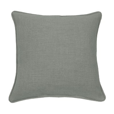 Loft Throw Pillow Color: Gray