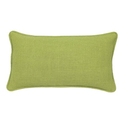 Loft Lumbar Pillow Color: Apple - Green