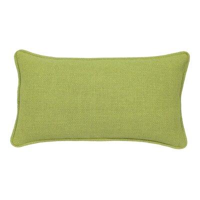 Loft Lumbar Pillow Color: Apple