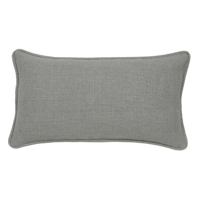 Loft Lumbar Pillow Color: Gray