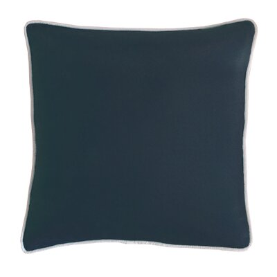 Outdoor Dining Chair Cushion Fabric: Navy