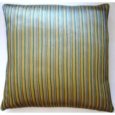 Cord Throw Pillow Color: Teal