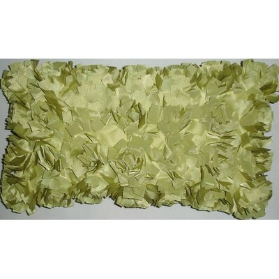 Baby Cabbage Lumbar Pillow Color: Apple - Green