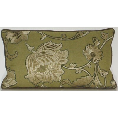 Aspen Brocade Lumbar Pillow