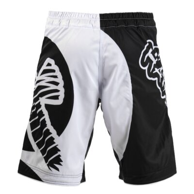 Credit for Chikara Fight Shorts Color: Black, ...