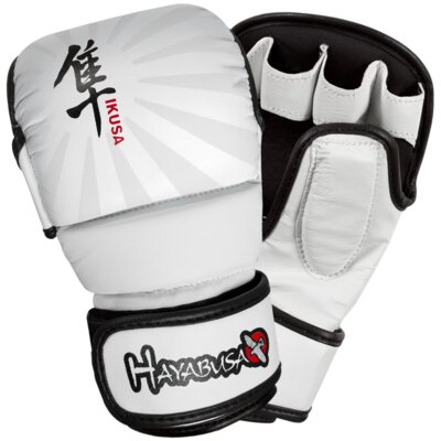 Credit for Ikusa MMA Gloves Size: Large, Color...