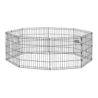 Exercise Pet Pen Size: X-Small (24 H x 24 W)