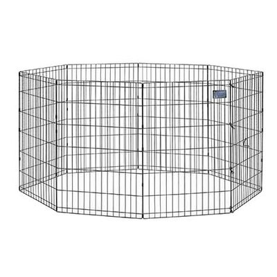 Exercise Pet Pen Size: Medium (36 H x 24 W)