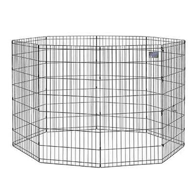 Exercise Pet Pen Size: X-Large (48 H x 24 W)