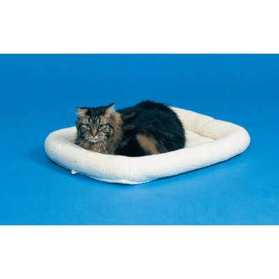 "Quiet Time Fleece Dog Mat Size: Small (24"" L x 18"" W)"