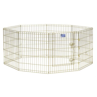 Exercise Dog Pen Size: Small (30