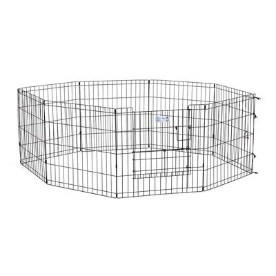 Life Stages� Exercise Pet Pen Panel Size: Extra Small (24 H x 24 W)