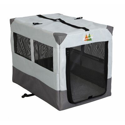 Canine Camper Sportable Tent Pet Crate Size: 24 H x 30 W x 21.5 D