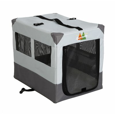 Canine Camper Sportable Tent Pet Crate Size: 20.25 H x 24 W x 1.5 D
