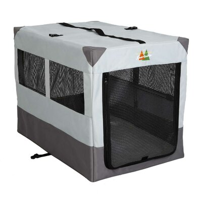 Canine Camper Sportable Tent Pet Crate Size: 28 H x 36 W x 25.5 D