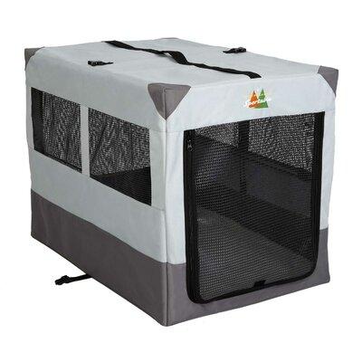 Canine Camper Sportable Tent Pet Crate Size: 28 H x 36 W x 25.5 D