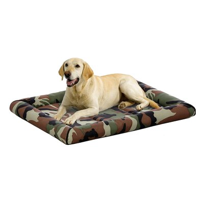 "Quiet Time Maxx Dog Mat Size: 35.5"" (35.5"" L x 24"" W)"