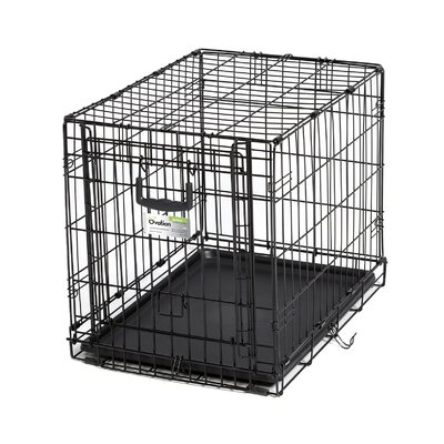 Ovation Single Door Pet Crate Size: 24 (20.75 H x 19 W x 25.5 L)