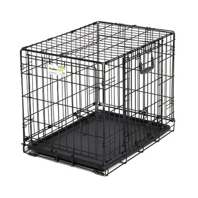 Solution Series Pet Crate Size: Toy (20 H x 18 W x 25 L)